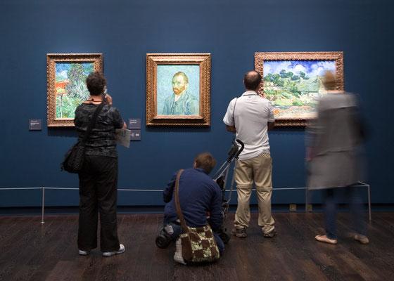Salle Van Gogh © Musée d'Orsay / Sophie Boegly