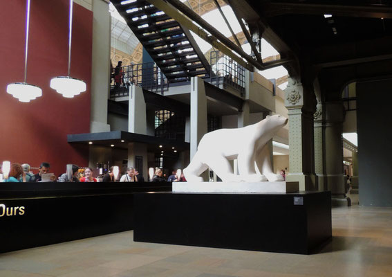L'Ours blanc, François Pompon