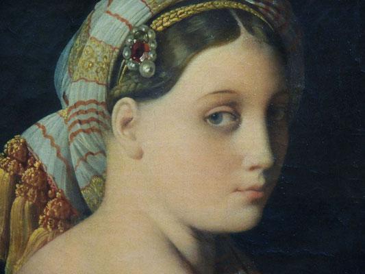 La Grande Odalisque, Jean-Auguste-Dominique Ingres