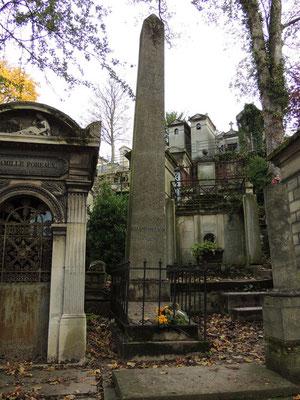 Tomba di Jean-François Champollion