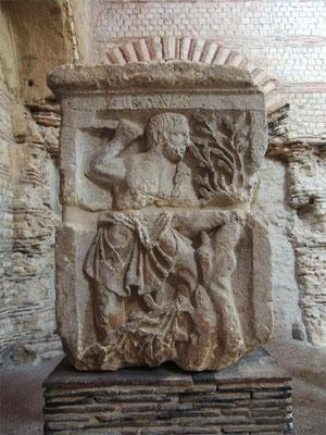 Le pilier des Nautes