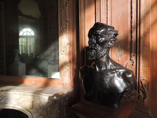 Il busto di Jules Dalou