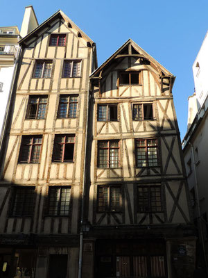 Dimore medioevali della rue François-Miron