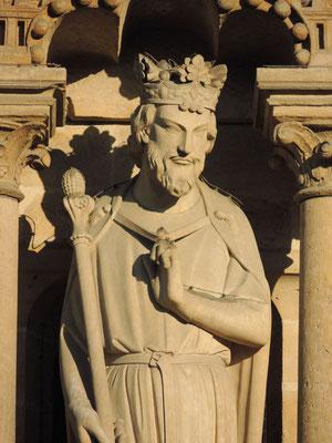 Un dettaglio della Galleria dei Re