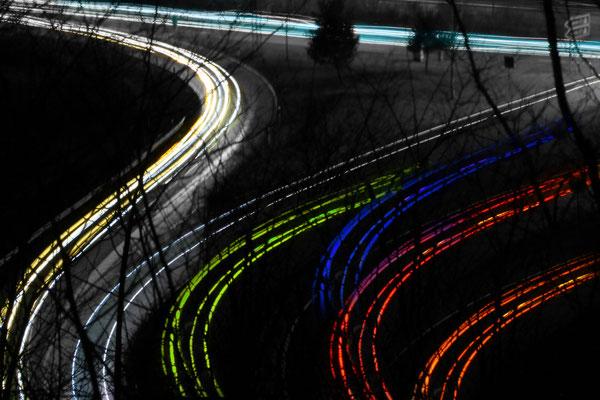 Lia Bertelmann (15 Jahre) - Bunte Autofarben