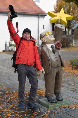 Neue Freunde in Laupheim - Foto: Rita Boden