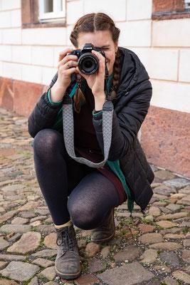 Immer die Kamera zur Hand - Foto: Rita Boden