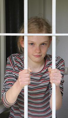 Nora Keßler (13 Jahre) - Ausgangssperre (Platz 2 Einzelbilder)