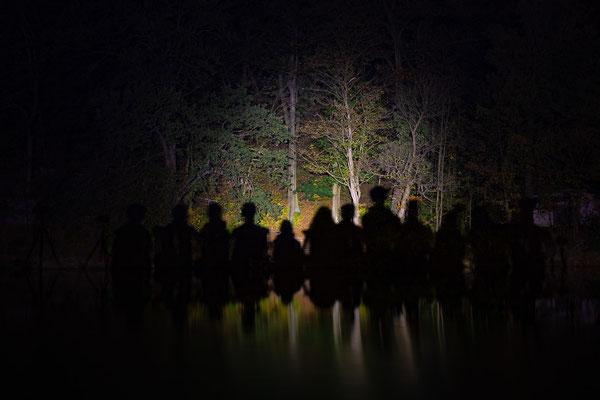 Wieder ein Gruppenbild - Foto: Rita Boden