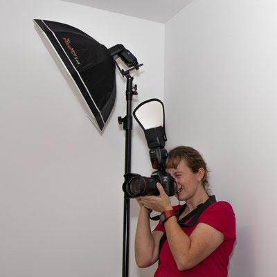 Fotoshooting im Akademiehotel - Foto: Nico Boden