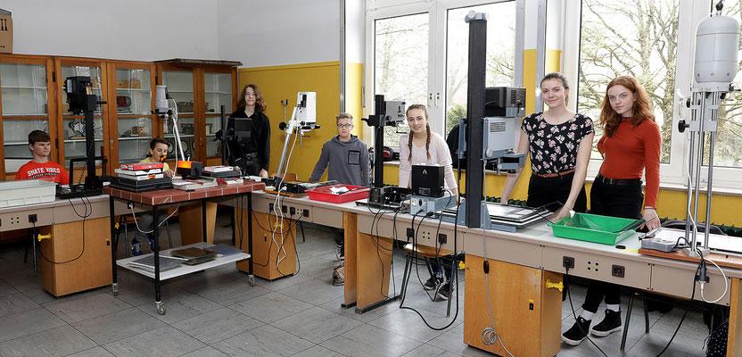 Workshop Filmentwicklung/Dunkelkammer - Foto: Christian Scholz
