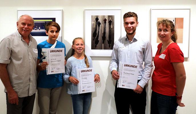 In der Ausstellung - Foto: Susen Scholz