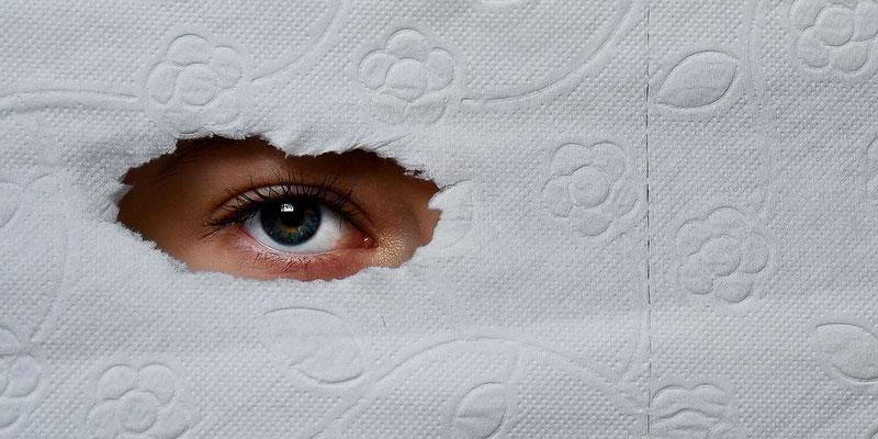 Alina Escher - Einseitig blind
