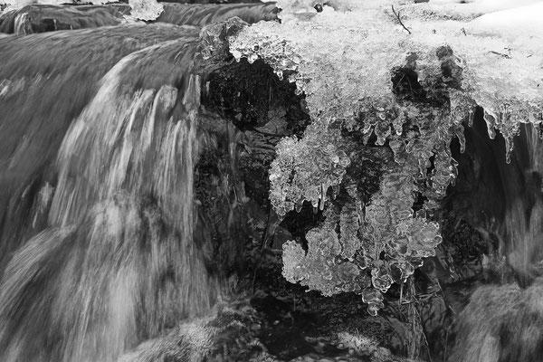 Linus Klauke (17 Jahre) - Eiswasserfall ( Platz 2 Einzelbilder)