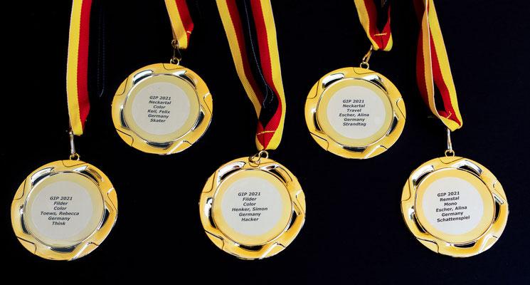 GIP-Medaillen für AG Foto - Foto: Christian Scholz