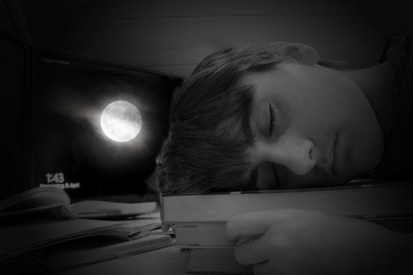 """Nico Boden - Zu spät (Sparte Thema """"Nachts"""")"""