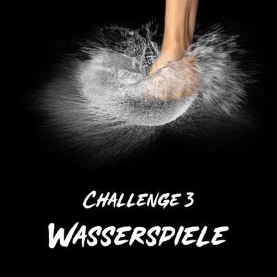 AG Foto-Challenge 3: Wasserspiele (Foto: Rita Boden - Getroffen)