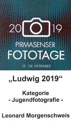"""""""Ludwig""""-Preis 2019 für Leonard Morgenschweis"""