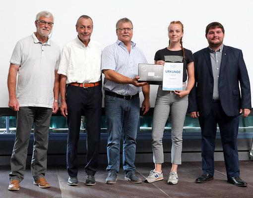 1. Platz für Lia Bertelmann - Foto: Christian Scholz