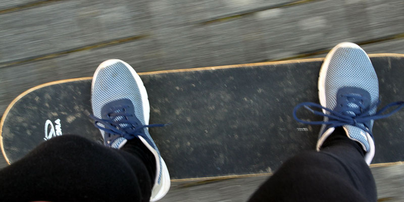 Lisa Scholz - Skateboard