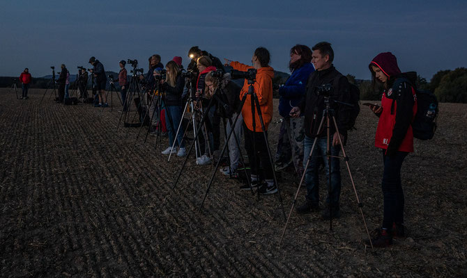 Sonnenaufgang fotografieren - Foto: Christian Scholz