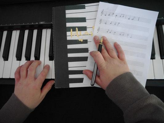 Hannah Lehmann - Auskomponiert