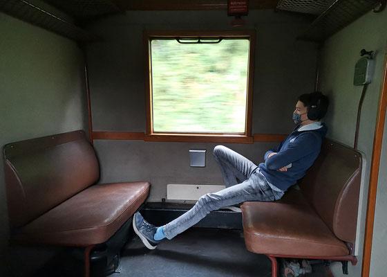 Simon Henker (14 Jahre) - Reise mit Vergangenheit