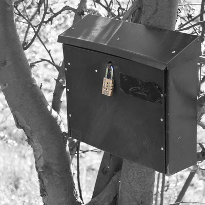 Nico Boden - Briefkasten im Nirgendwo