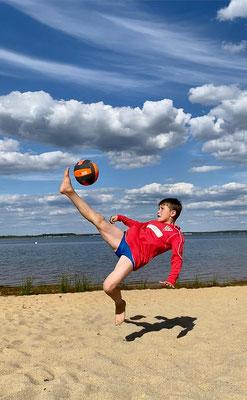 Carsten Claus - Unser kleiner Zauberfußballer
