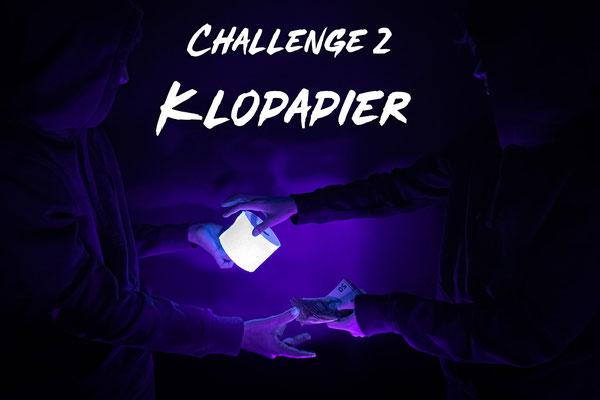 AG Foto-Challenge 2: Klopapier (Foto: Rita Boden - Schwarzmarkt)