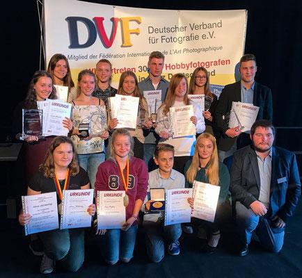 DVF-Jugend - Foto: Rita Boden