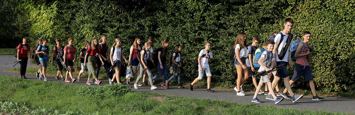 Wanderung zur Schrammsteinaussicht - Foto: Christian Scholz