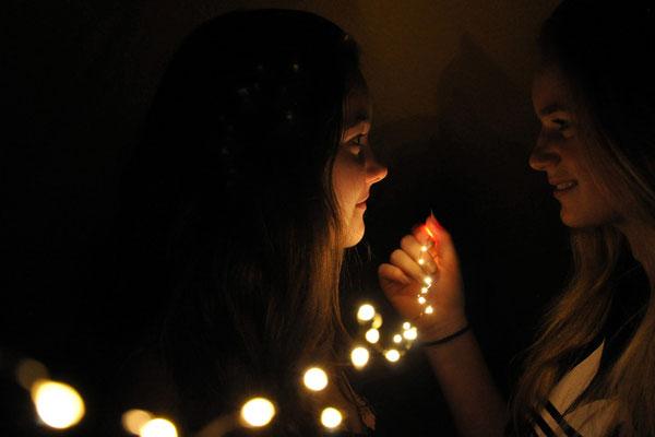Alina Escher - Lichter der Freundschaft