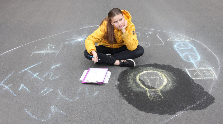 Nora Keßler (13 Jahre) - Physikverständnis