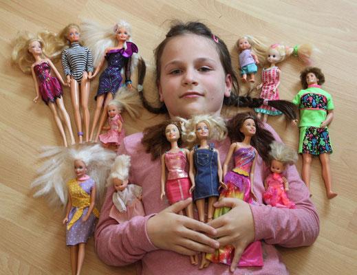 Lisa Scholz - Barbiefan