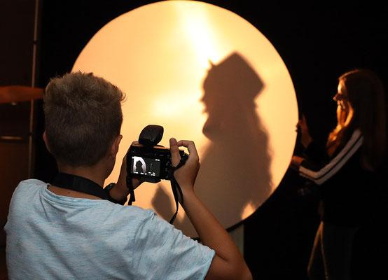 Workshop Porträtfotografie im Studio - Foto: Christian Scholz