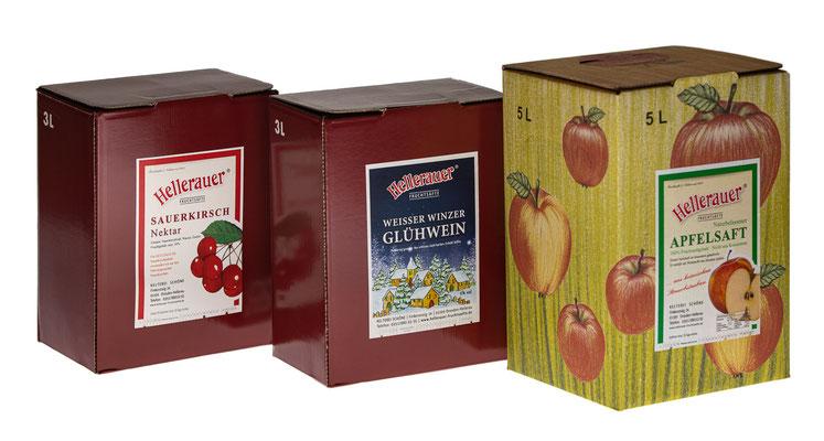Auswahl von verschiedenen Boxen - Foto: Rita Boden