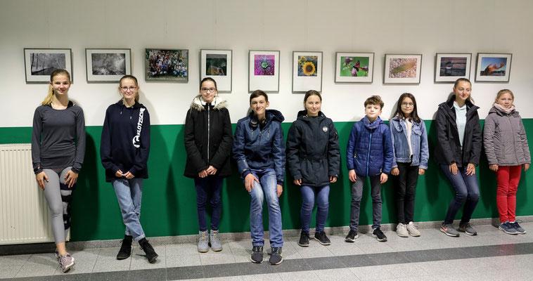 Ausstellungswechsel im Fontane-Center - Foto: Christian Scholz