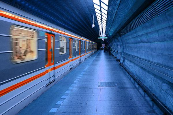 Alina Escher - Metro