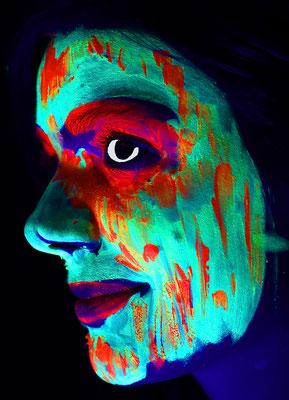 Fotografieren mit UV-Licht - Foto: Christian Scholz
