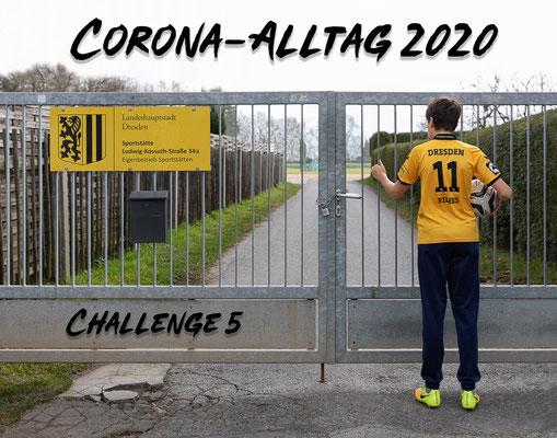 AG Foto-Challenge 5: Corona-Alltag 2020 (Foto: Rita Boden - Sehnsucht 2020)