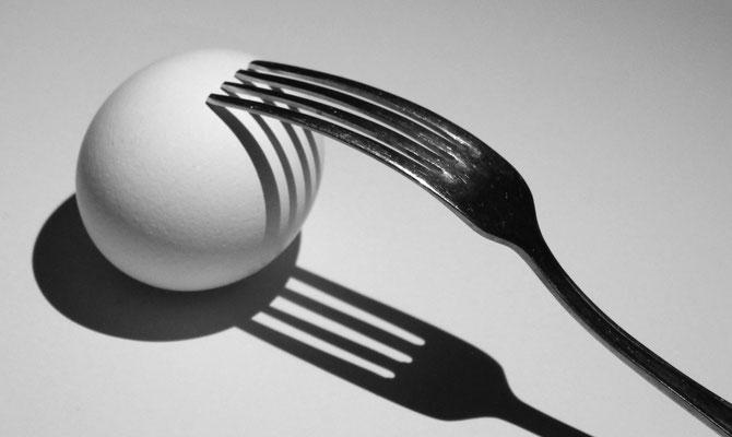 Pauline Zachmann (13 Jahre) - Shade of egg