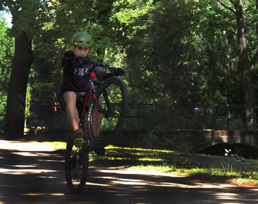 Simon Henker (14 Jahre) - Wheely