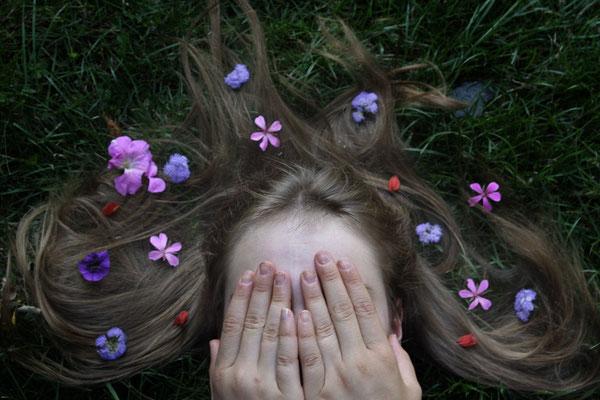 Lisa Schäfer - Blumenmädchen