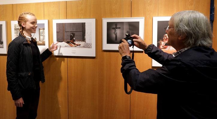 """Vernissage und Preisverleihung Themenwettbewerb """"Wohnen"""" - Foto: Christian Scholz"""