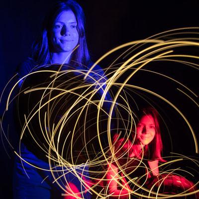Workshop Experimentelle Fotografie - Foto: Nico Boden