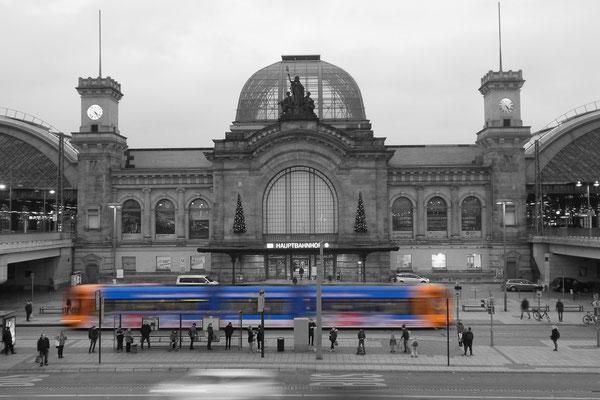 Hannah Lehmann - Hauptbahnhof