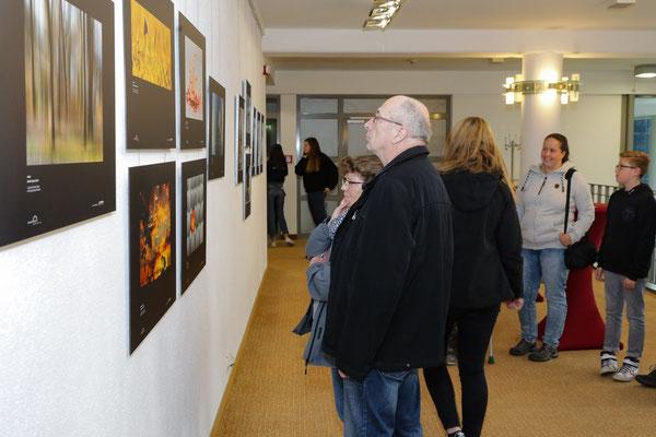 Vernissage große Fotoausstellung im Akademiehotel Dresden - Foto: Christian Scholz