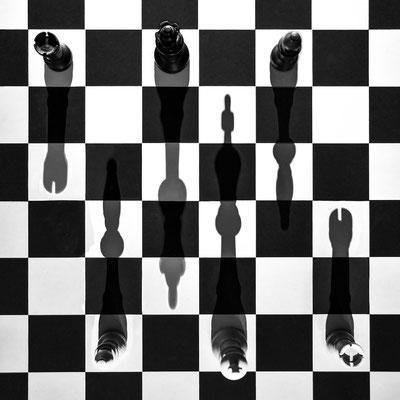 Alina Escher (17 Jahre) - Schattenspiel (Bestes Jugendbild in der Sparte Monochrom)