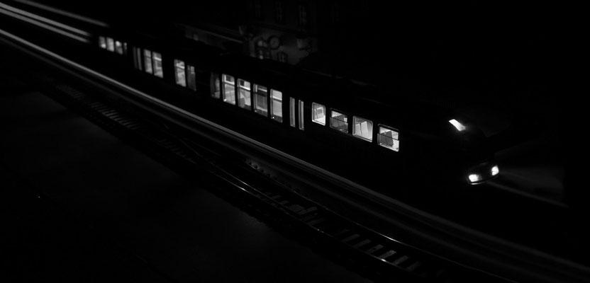Nico Boden - Nachtzug